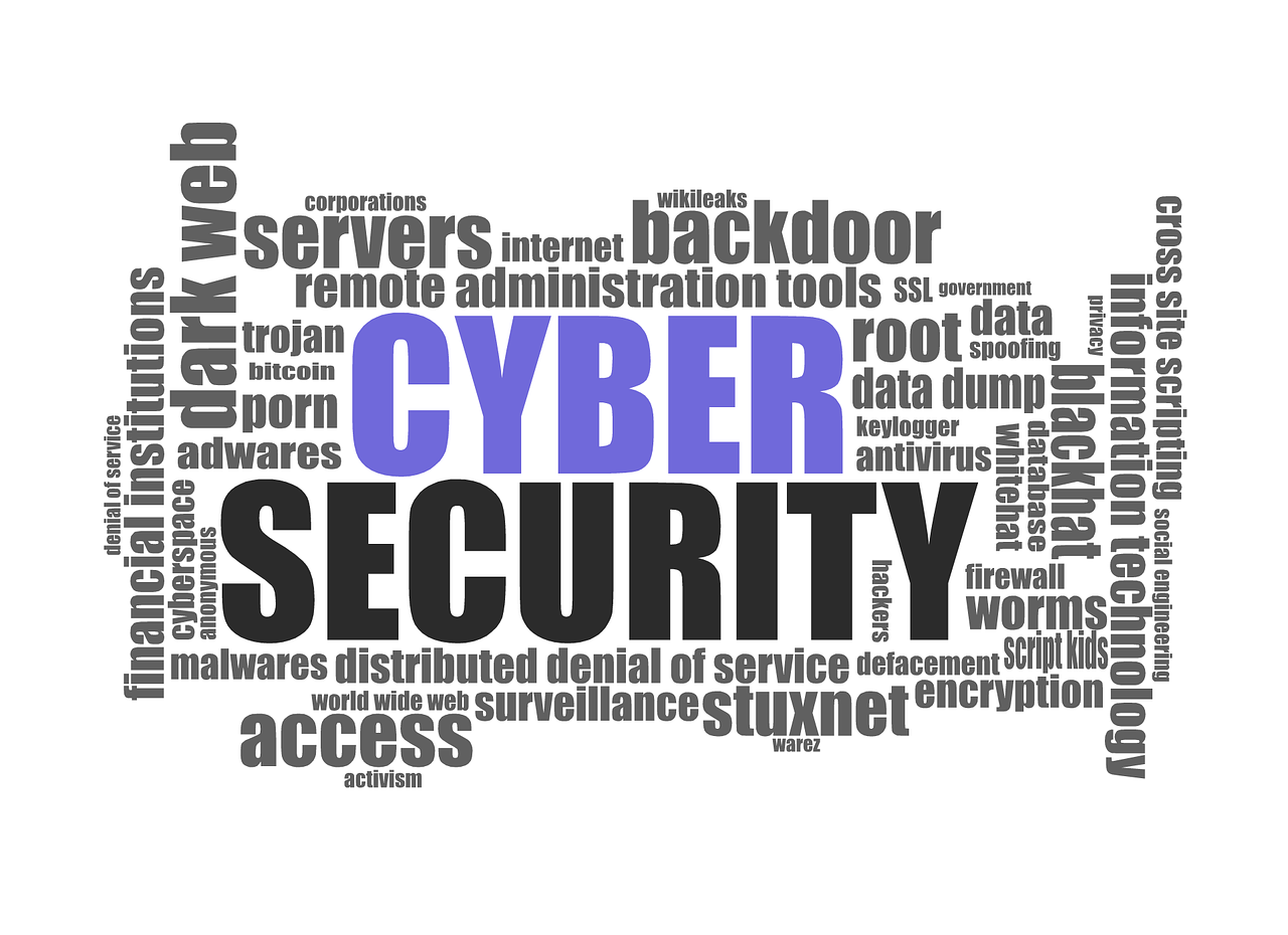 Cyber Security Tagcloud