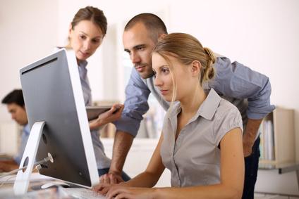 EDV Schulung & Fortbildung für Mitarbeiter