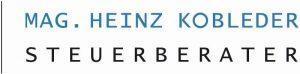 Logo Heinz Kobleder - Steuerberater